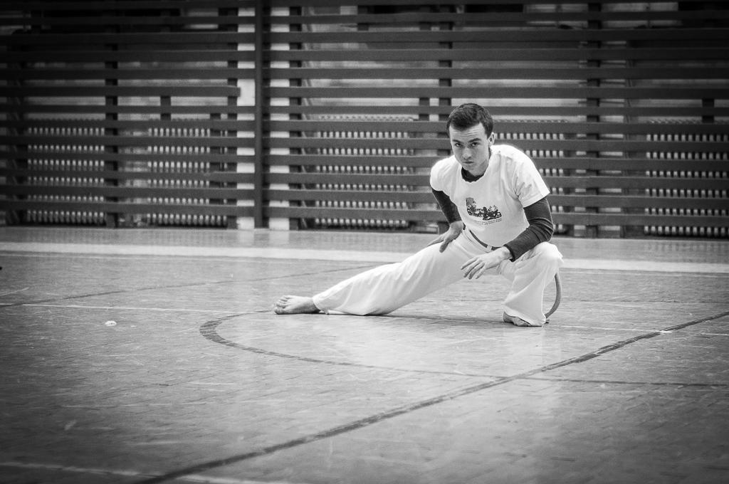 Capoeira Oxumare BB 1