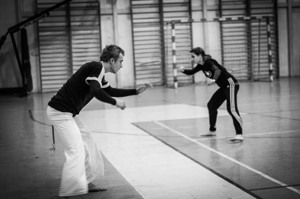 Capoeira Oxumare BB 10