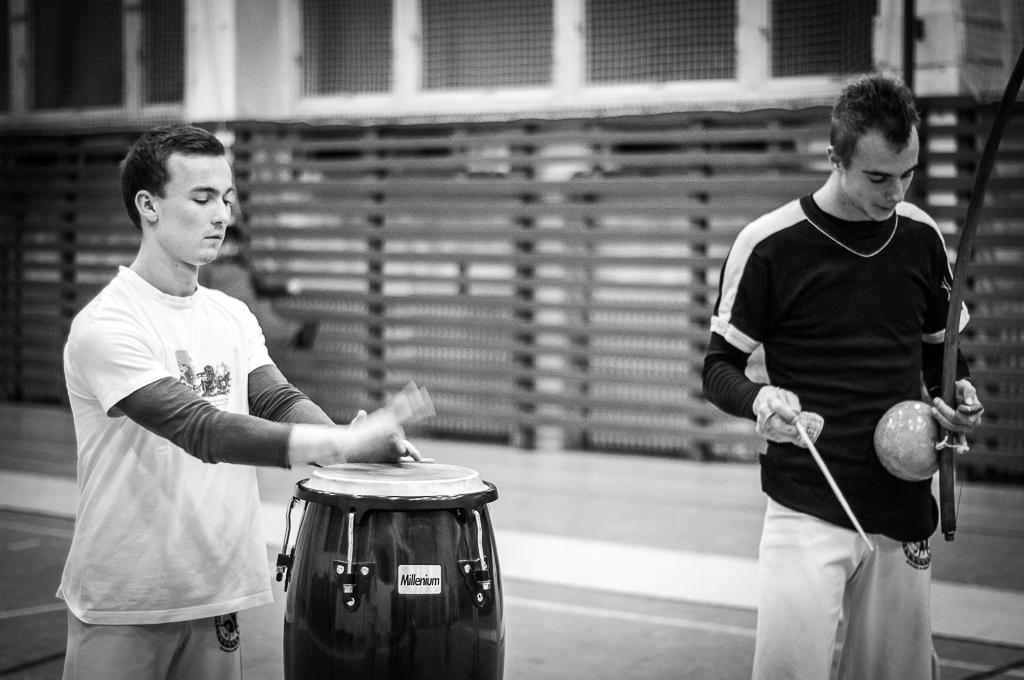 Capoeira Oxumare BB 12