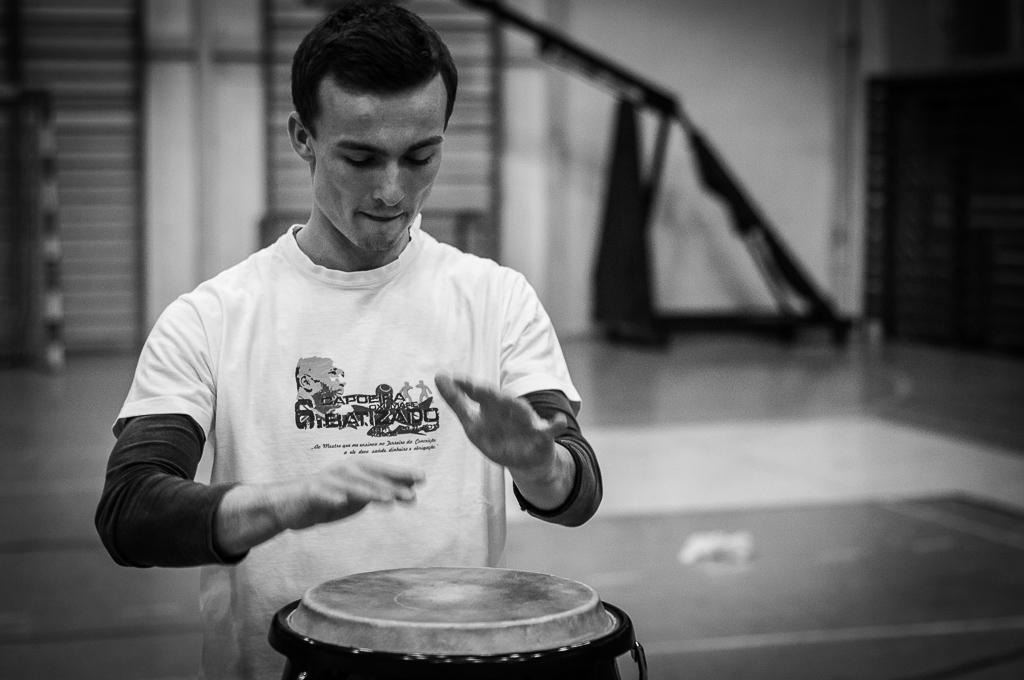 Capoeira Oxumare BB 13