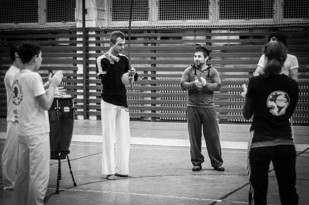 Capoeira Oxumare BB 15