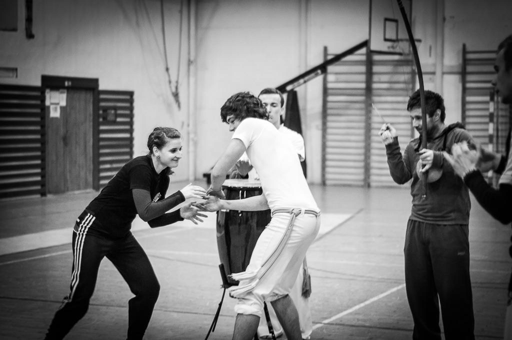 Capoeira Oxumare BB 17