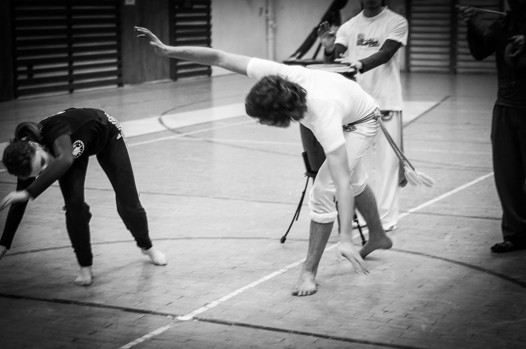 Capoeira Oxumare BB 18