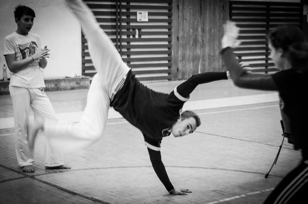Capoeira Oxumare BB 19