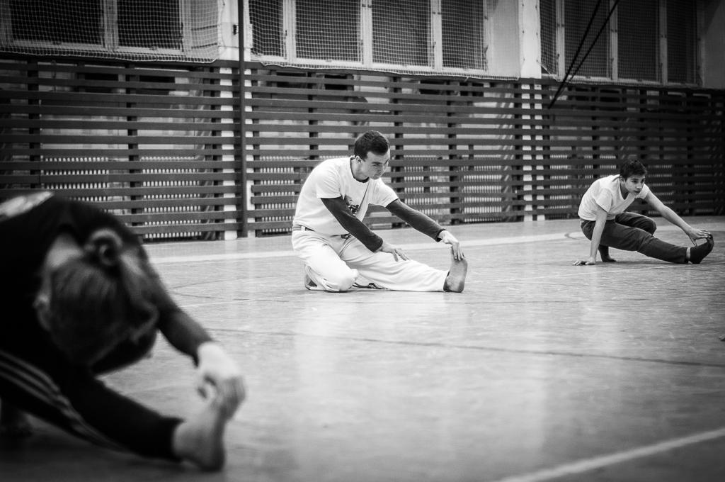 Capoeira Oxumare BB 2