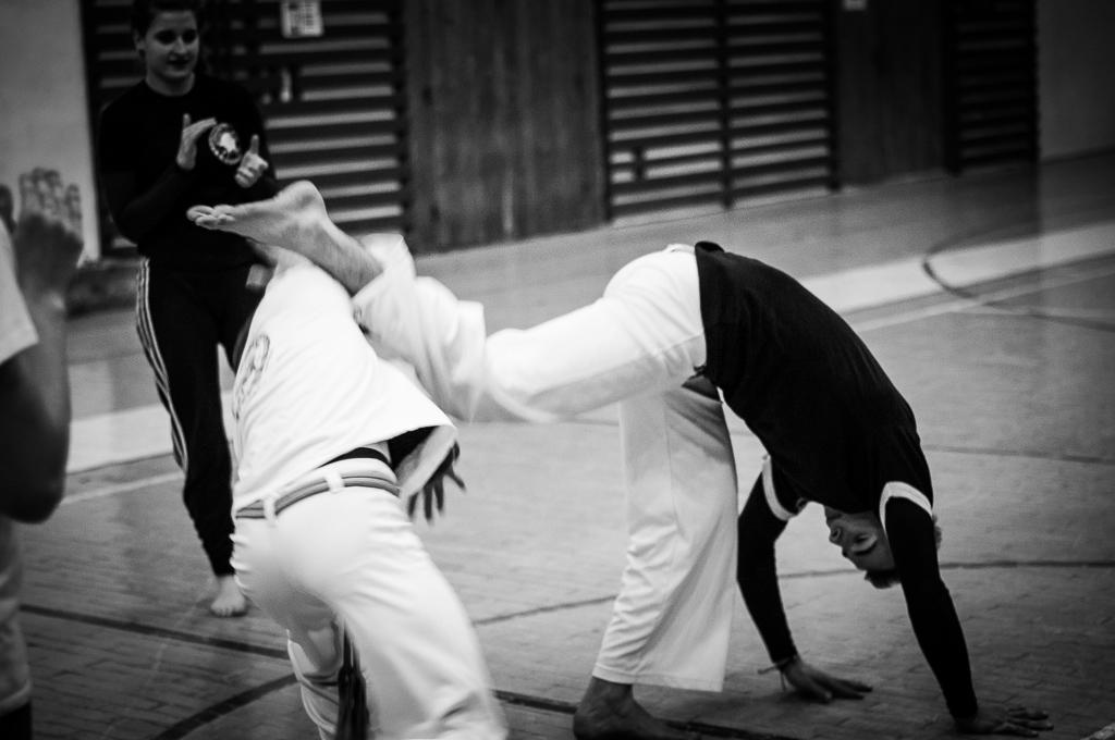Capoeira Oxumare BB 21
