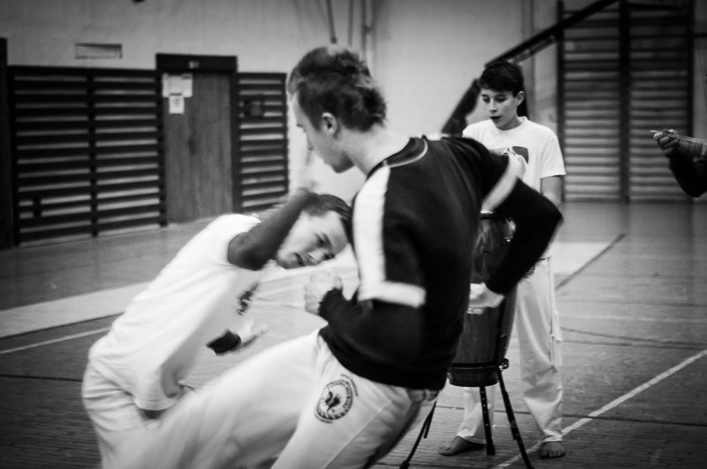Capoeira Oxumare BB 22