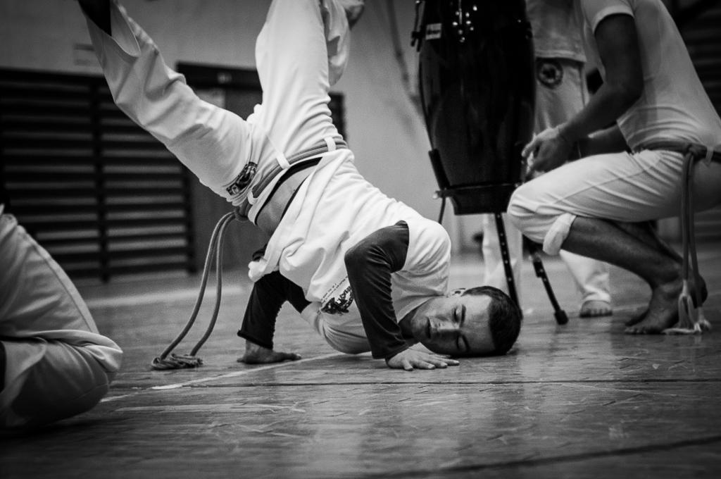 Capoeira Oxumare BB 23