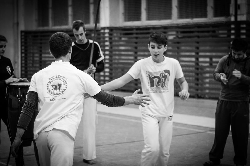 Capoeira Oxumare BB 27