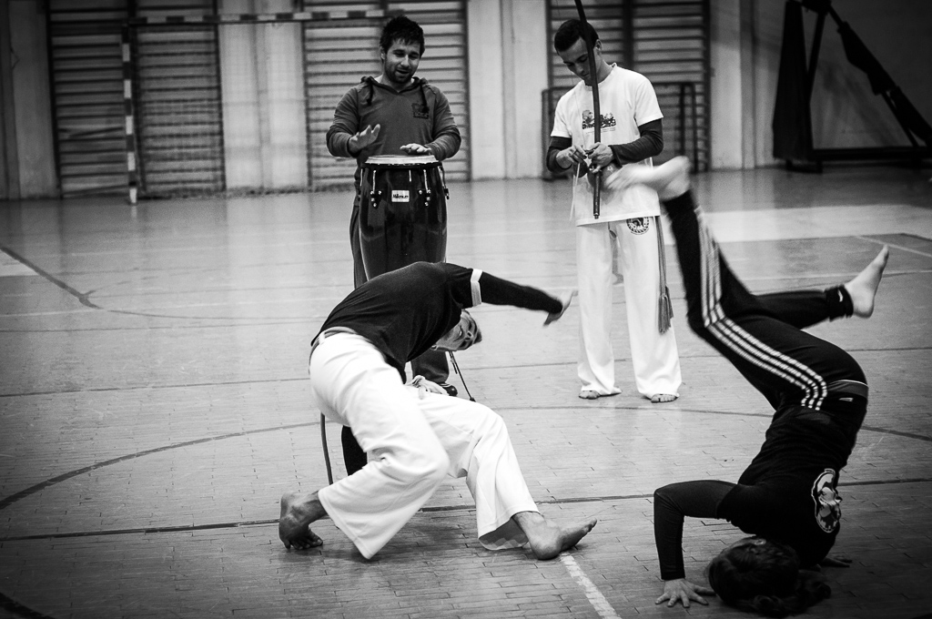 Capoeira Oxumare BB 28