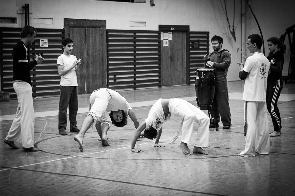 Capoeira Oxumare BB 29