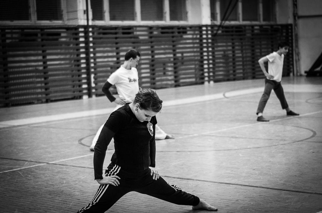Capoeira Oxumare BB 3