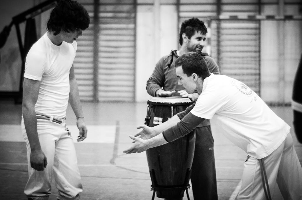 Capoeira Oxumare BB 30