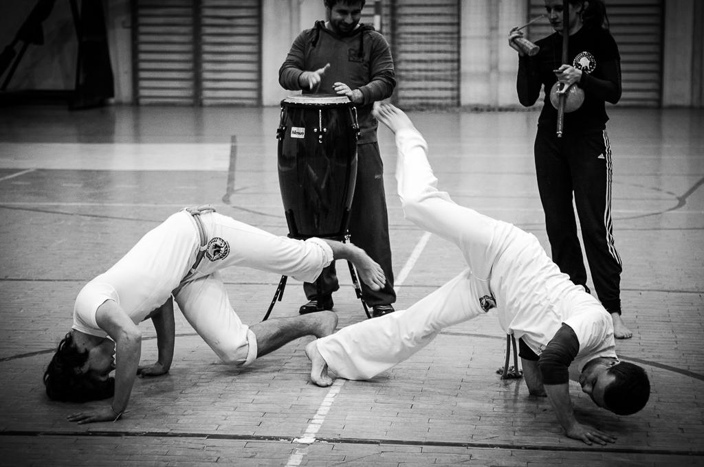 Capoeira Oxumare BB 31