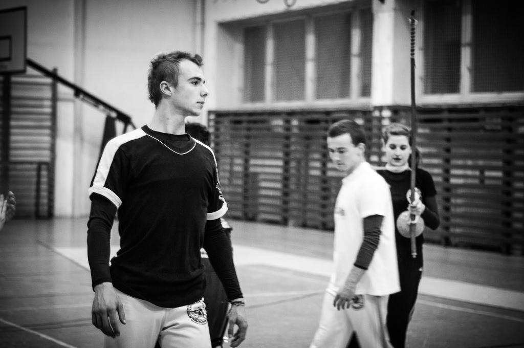 Capoeira Oxumare BB 32