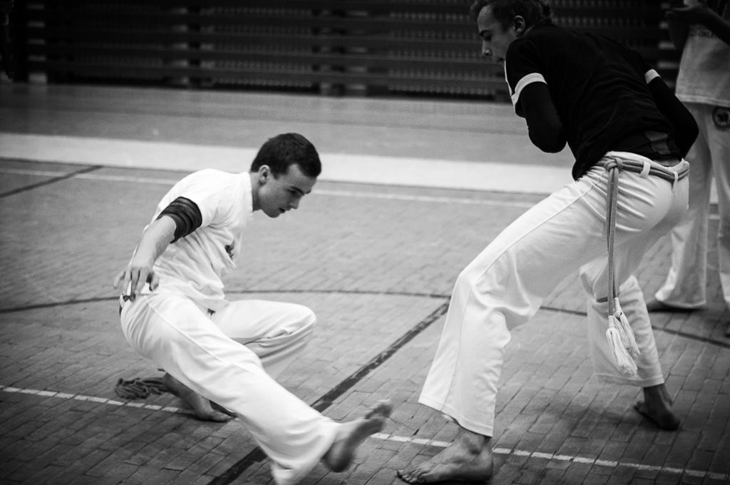 Capoeira Oxumare BB 33