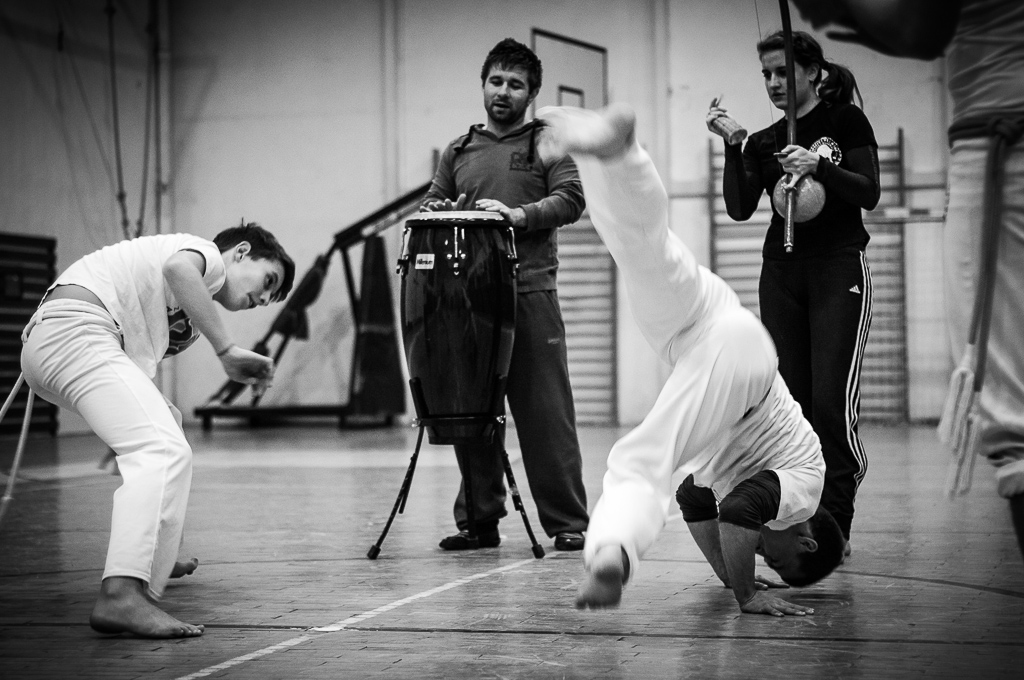 Capoeira Oxumare BB 35