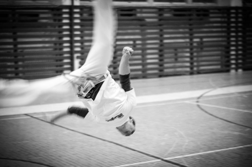 Capoeira Oxumare BB 37