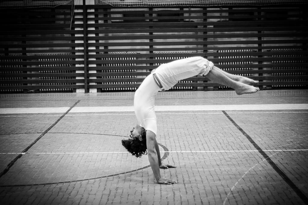 Capoeira Oxumare BB 38