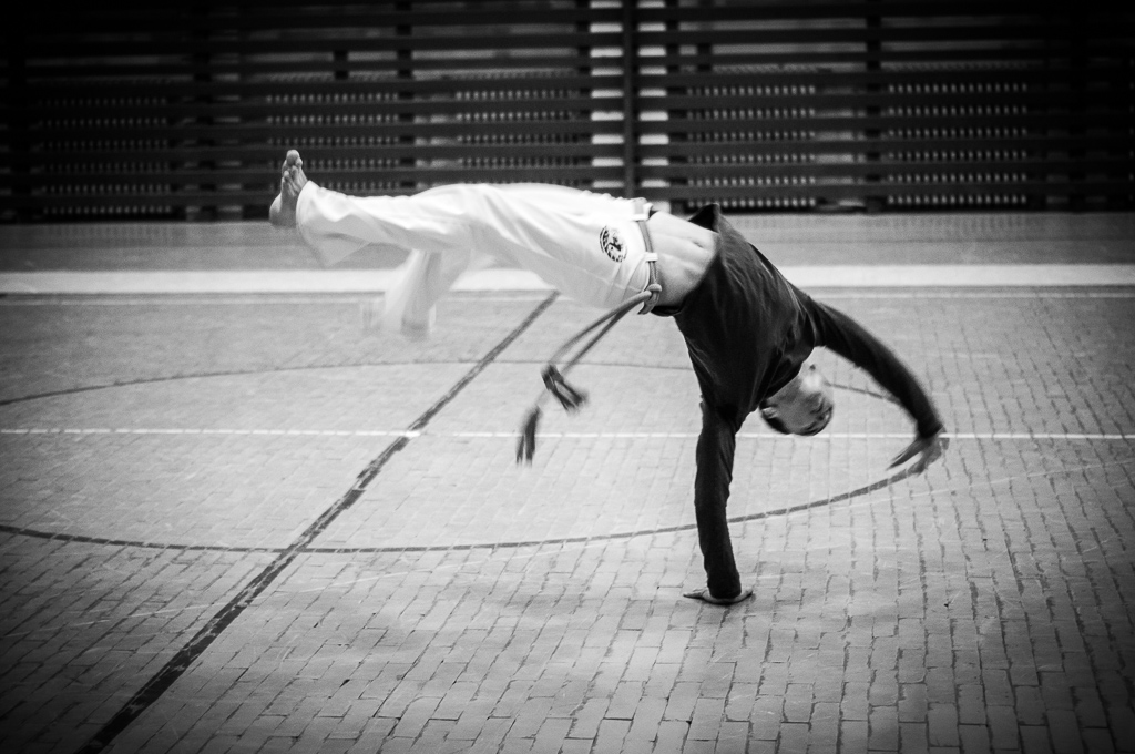 Capoeira Oxumare BB 39