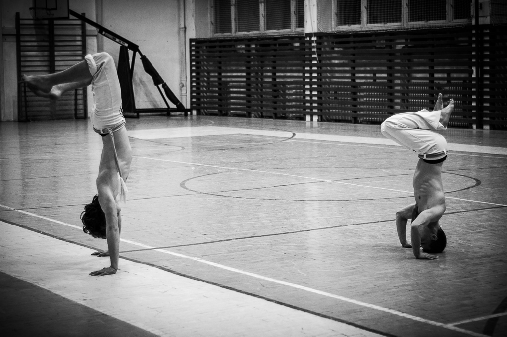 Capoeira Oxumare BB 40