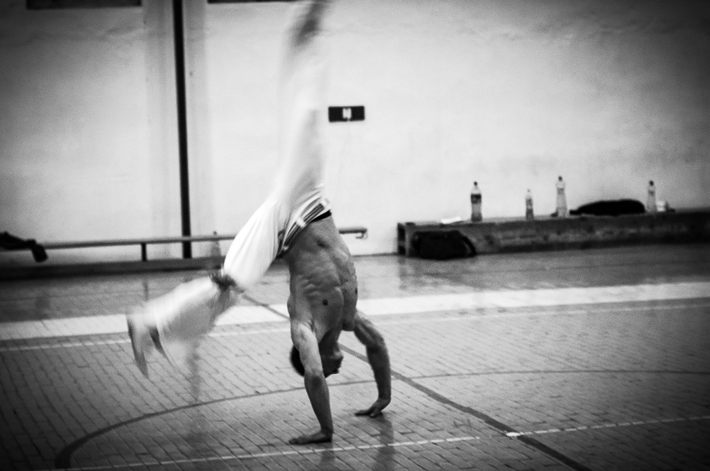 Capoeira Oxumare BB 41