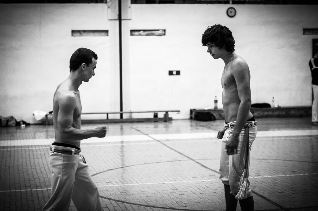 Capoeira Oxumare BB 42
