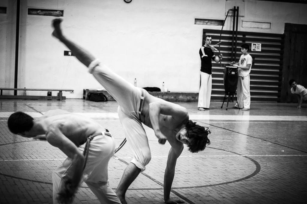 Capoeira Oxumare BB 43