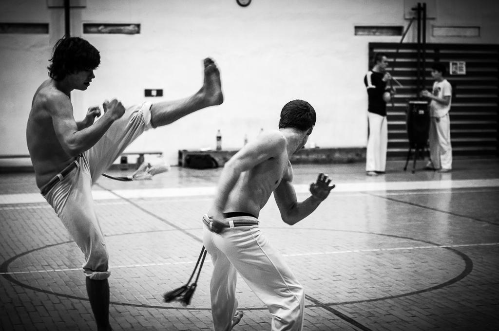 Capoeira Oxumare BB 44