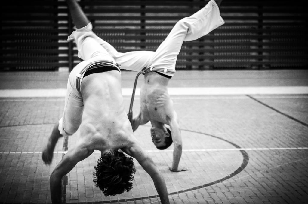 Capoeira Oxumare BB 45