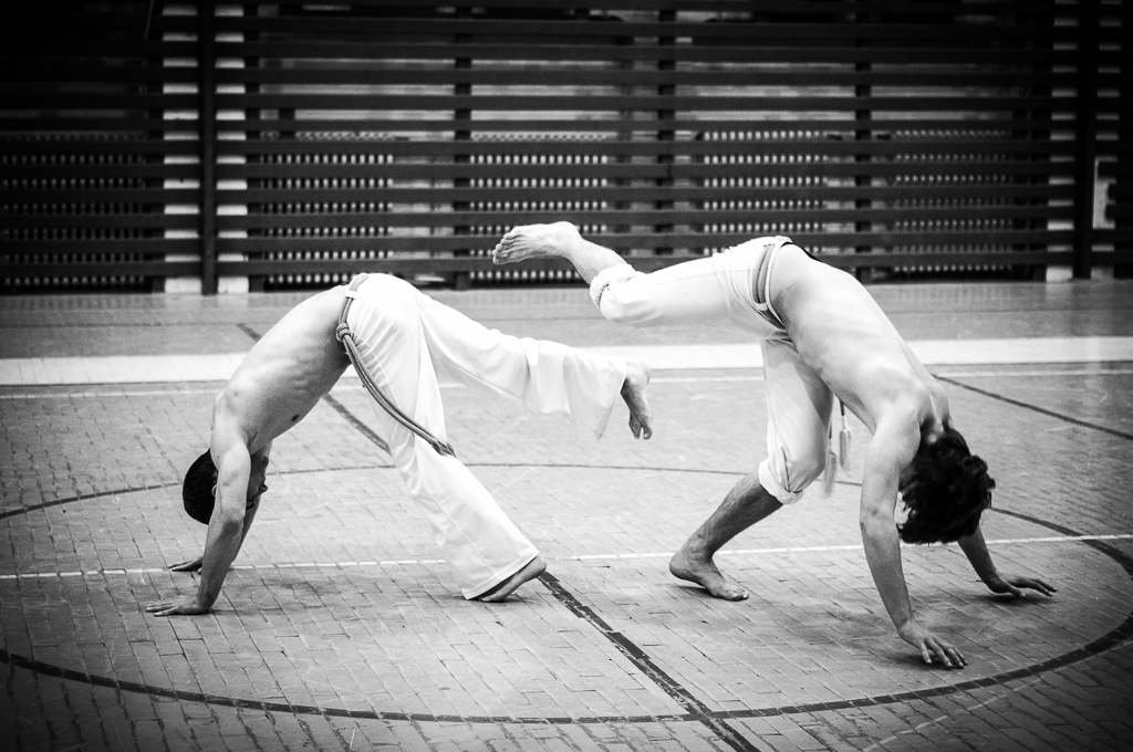 Capoeira Oxumare BB 47