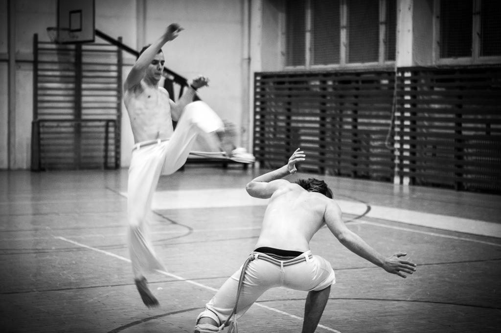 Capoeira Oxumare BB 48