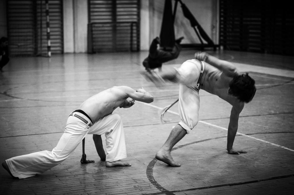 Capoeira Oxumare BB 49