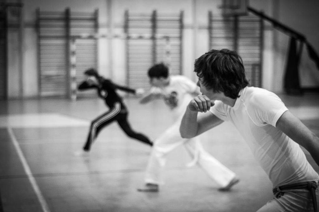 Capoeira Oxumare BB 5