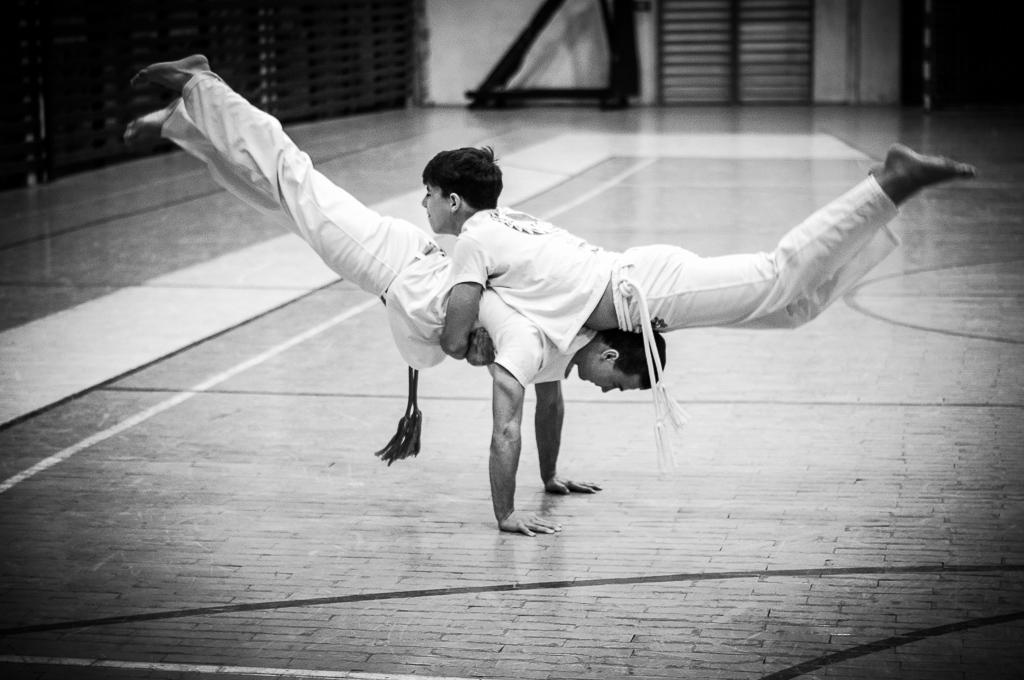 Capoeira Oxumare BB 51