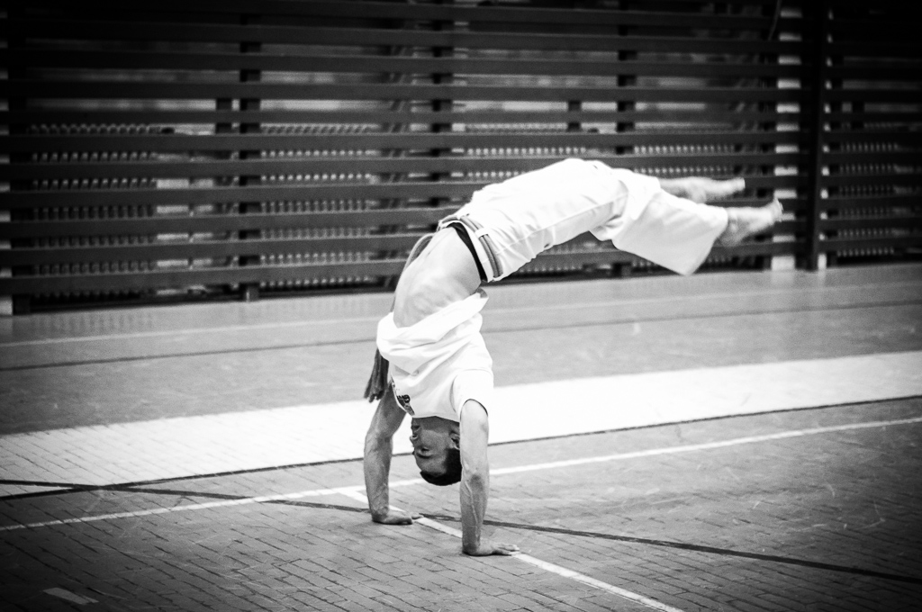 Capoeira Oxumare BB 52
