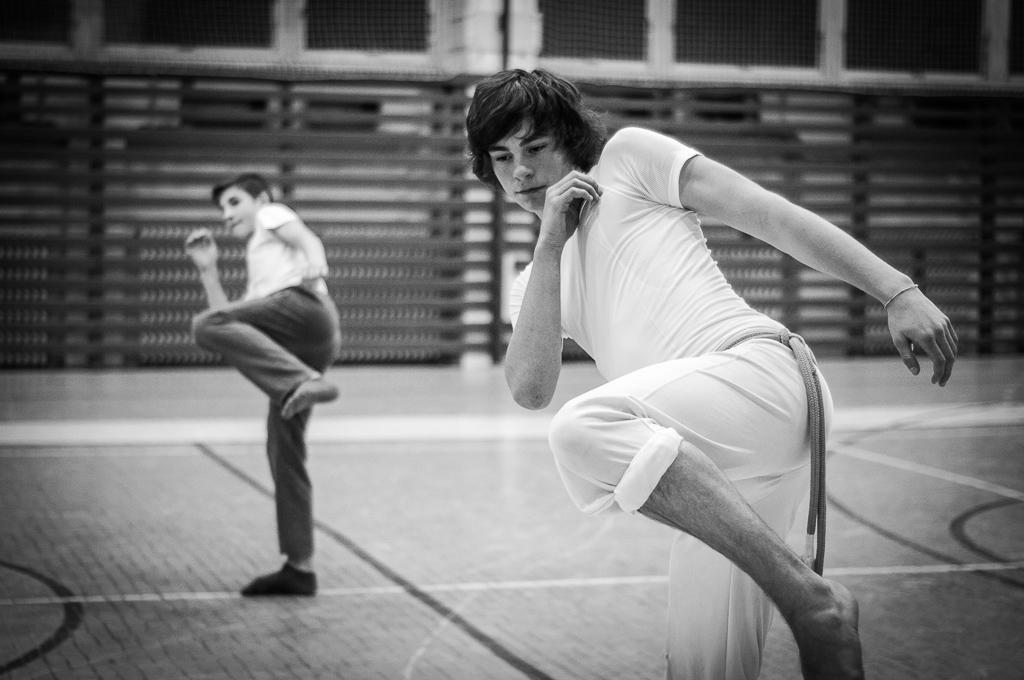 Capoeira Oxumare BB 7