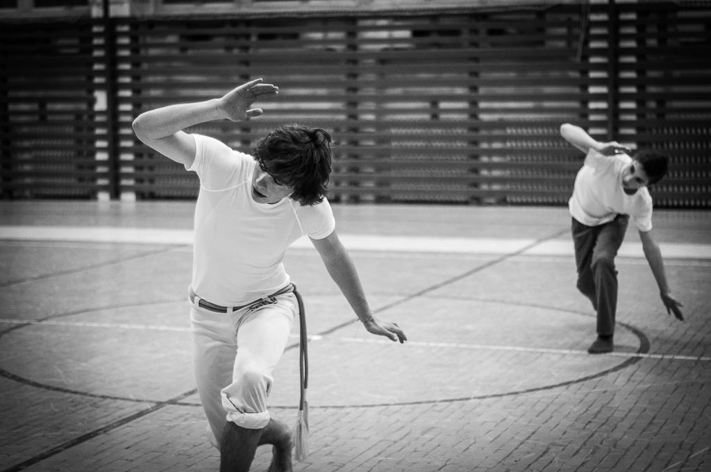 Capoeira Oxumare BB 9