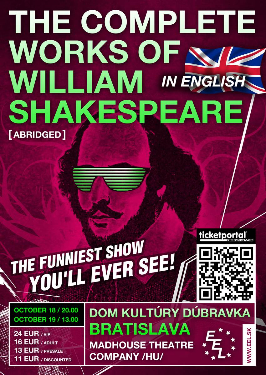 The complete works of William Shakespeare 2